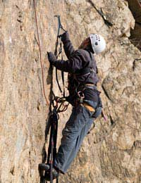 Choosing the Right Climbing Helmet