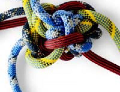 Different Climbing Rope Knots