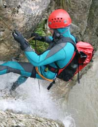 What is Canyoning and How to Take Part