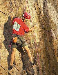 Different Climbing Techniques