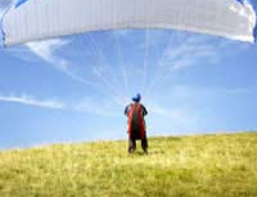 Getting Started – Learning to Fly a Paraglider