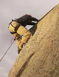 Abseiling Clothing and Equipment