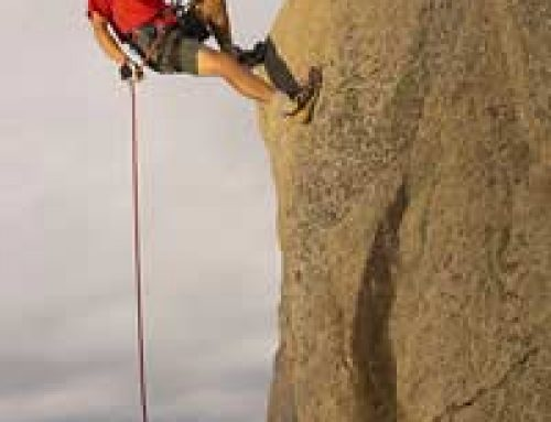 Getting Started in Abseiling – Courses