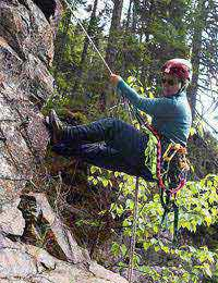 Abseiling Routes and Locations