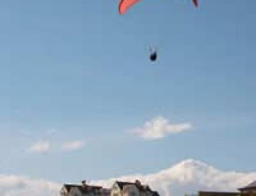 Paragliding Routes and Locations