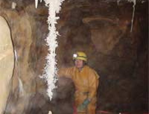 Caving Routes and Locations