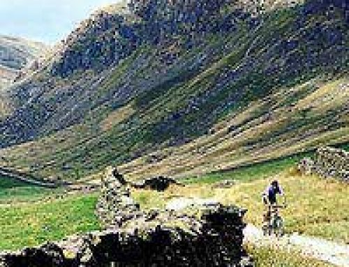 Mountain Biking Routes and Locations